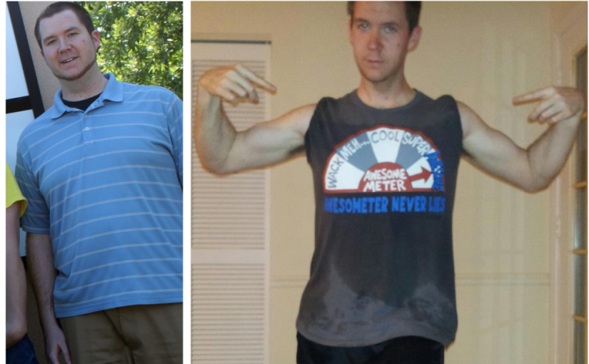 Jacob weightloss